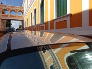 casco historico - so schön dank farbe von hugo!
