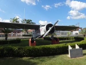 das originalflugzeug von jimmy angel!