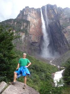Salto Angel - höchster freifliegender wasserfall der welt!