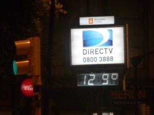 gefühlte und gemessene 129°C! glaubt einem ja so kein Mensch!