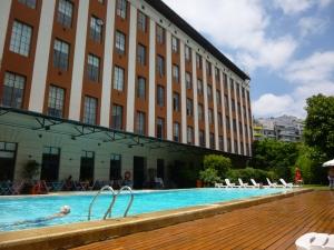 Wohnkomplex in Palermo Hollywood, mit Pool und Personal Bademeister