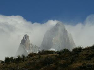 wunderschönes windiges Patagonien!