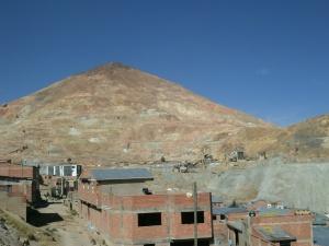 Cerro Rico/ Reicher Berg - ergiebigste und tödlichste Silbermine der Geschichte
