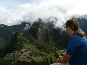 tja, so sieht das aus! Machu Picchu in voller Schönheit!