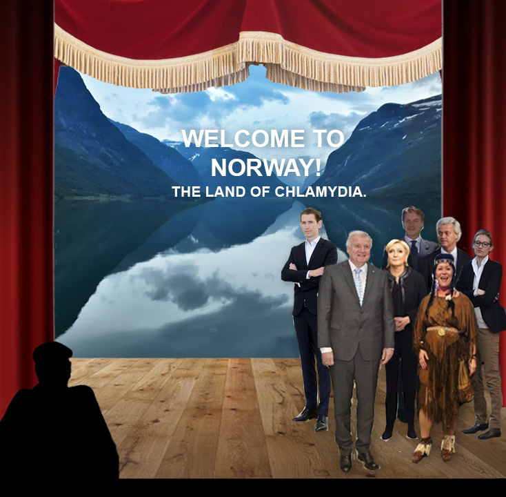 norwegen - Chlamydia comedy3