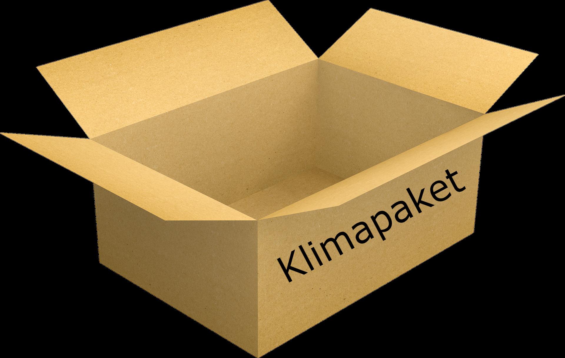 Klimapaket Karton Q